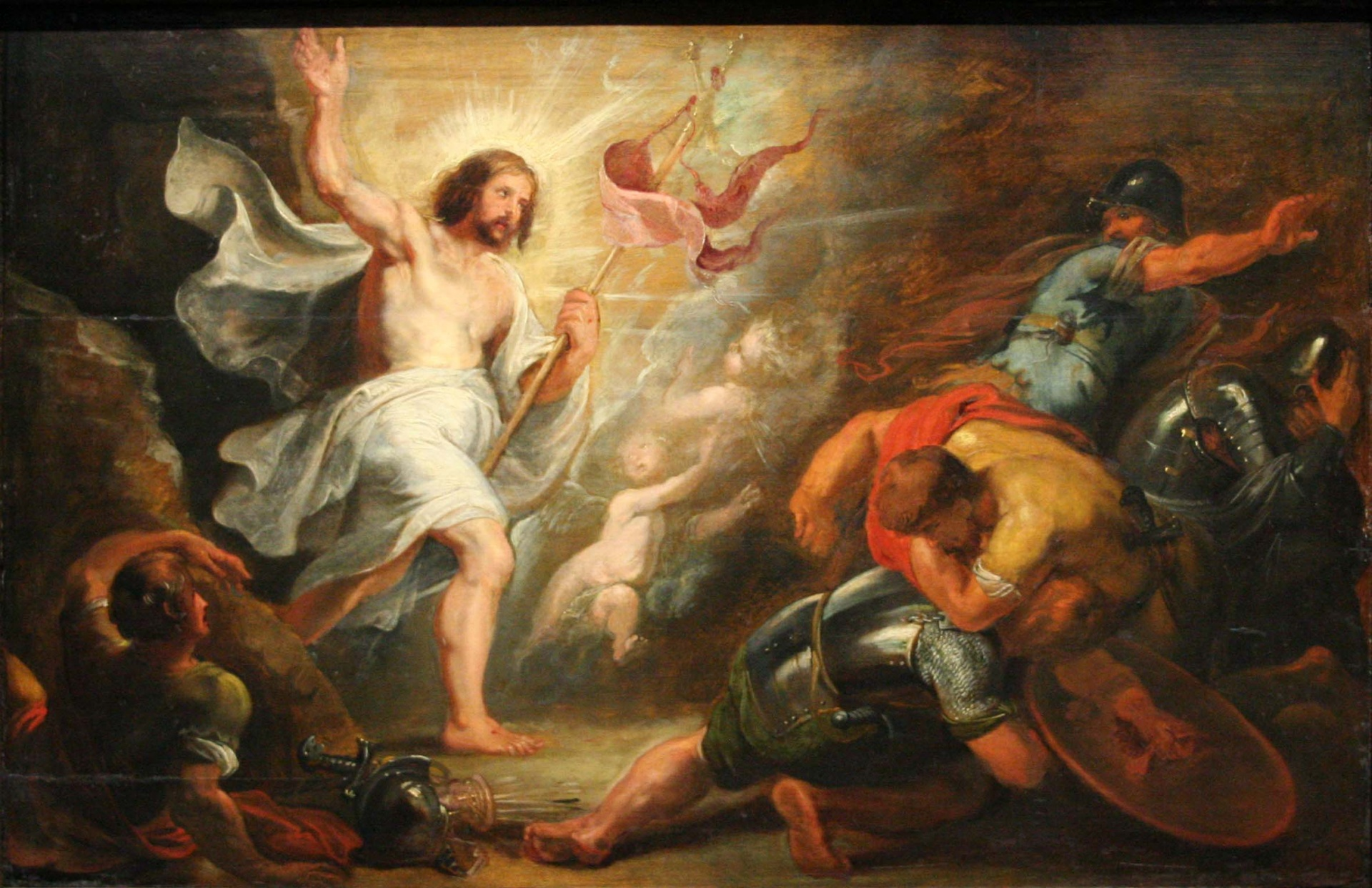 Rubens_résurrection_du_Christ